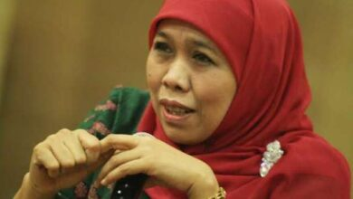 Photo of Gubernur Khofifah Harapkan Wapres Ma'ruf Amin Perkuat Sektor Ekonomi Syariah