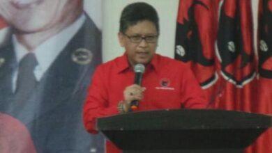 Photo of Tak Merasa Tersindir oleh Pidato Surya Paloh Soal Nasionalisme dan Pancasila, Hasto : Biarkan Rakyat yang Menilai