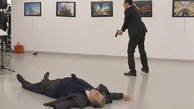 Photo of Dubes Rusia Untuk Turki Tewas Ditembak Pria Bersejata