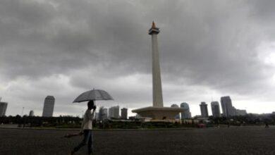 Photo of BMKGPerkirakan Hujan akan MengguyurJakarta Secara Merata pada Hari Ini