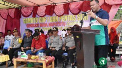 Photo of Buka Gamutu Cup I, Wakil Walikota Tidore Berharap Generasi Muda Dapat Tingkatkan Kreatifitas