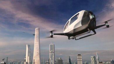 Photo of Dubai Siap Luncurkan Taksi Terbang Akhir Tahun Ini