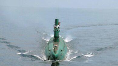 Photo of Citra Satelit Ungkap Korut sedang Persenjatai Kapal Selam dengan Rudal Balistik Berhulu Ledak Nuklir