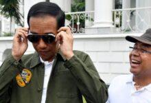 Photo of Namanya di Abadikan jadi sebuah nama Jalan di Abu Dhabi, Jokowi: Bukan untuk Saya Pribadi, tetapi untuk Indonesia