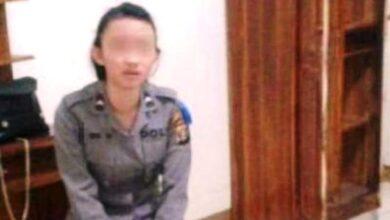 Photo of Tinggalkan Tugas, Sepasang Oknum Polisi di Lampung Tertangkap Basah Berduaan di Kamar Sebuah Hotel
