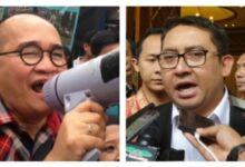 Photo of Ruhut Sitompul Sentil Fadli Zon: Tidak Perlu ikut Komentari Menag Fachrul Razi soal Radikalisme