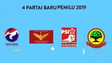 Photo of KPU Bakal Larang Partai Baru Ikut Kampanyekan Capres 2019