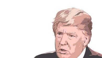 Photo of Robert Trump Adik Presiden Amerika Serikat Meninggal Dunia