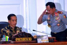 Photo of Hambat Distribusi Logistik, Jokowi Perintahkan Tito Tegur Pemda yang Blokir Jalan