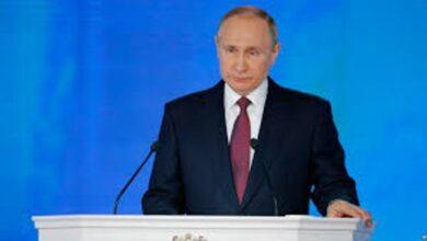 Photo of Inilah Ucapan Selamat Idul Fitri Putin  Kepada Warga Muslim Rusia