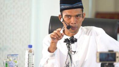 Photo of Heboh… Dituding Hina Patung Salib Saat Ceramah, Ustadz Abdul Somad Dipolisikan