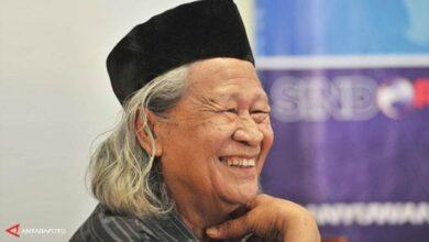 Photo of Ridwan Saidi: Sudah Jodohnya Prabowo Presiden