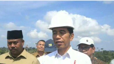 Photo of Jokowi Kunjungi Lokasi Calon Ibu Kota Negara di Kaltim