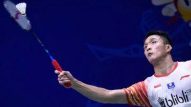 Photo of Bungkam Lin Dan, Jonatan Christie Lolos ke Semifinal