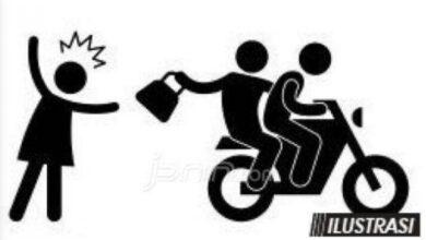 Photo of Dua Barang Ini yang Paling Diincar Jambret di Pinggir Jalan, Waspada !