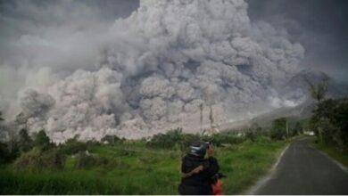 Photo of BPBD Karo Tetap Siaga Cegah Dampak Buruk Erupsi Sinabung