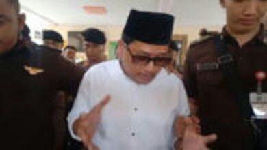 Photo of Saksi Kubu Prabowo Berstatus Tahanan Kota Dijebloskan ke Rutan
