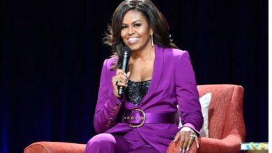 Photo of Michelle Obama: Trump Presiden Yang Salah