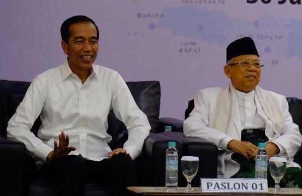 Photo of Selesai Pelantikan, Jokowi Ma'ruf Kebut Pembangunan Infrastruktur Zona Barat Indonesia