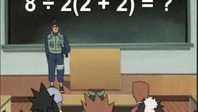 """Photo of Soal Matematika Sederhana yang Viral Buat Warganet """"Perang"""" di Twitter"""