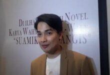 Photo of Almarhum Ustadz Arifin Ilham Datangi Alvin Faiz Lewat Mimpi