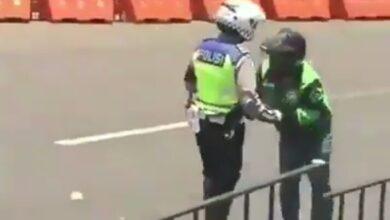 Photo of Polisi Penendang Ojol di Bogor Terancam Dimutasi