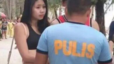 Photo of Kenakan Bikini Minim Banget di Pantai Puka, Turis Asal Taiwan Didenda Rp 684 Ribu
