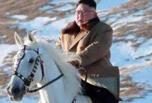 Photo of Kekocakan Kim Jong-UN Berkuda Hingga Dibully Netizen