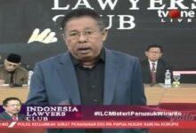 Photo of Kasus Wiranto Disebut Settingan, Karni Ilyas Kecewa Pihak RSPAD Tak Hadir di ILC