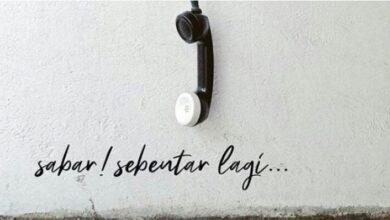 Photo of Filosofi Kode 'Telepon Tergantung' Jokowi soal Menteri