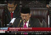 Photo of Ketua MPR: Pemilu Serentak Bukti Demokrasi Indonesia Maju