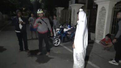 Photo of Polisi Tangkap Dua Remaja Pelaku aksi Prank Pocong