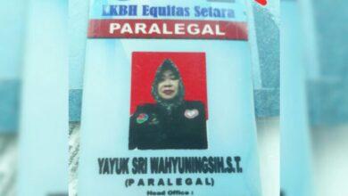 Photo of Ini Klarifikasi Kanwil Kemenkumham Jatim Terkait Polemik Logo Pengayoman di Identitas Paralegal LKBH Equitas Setara
