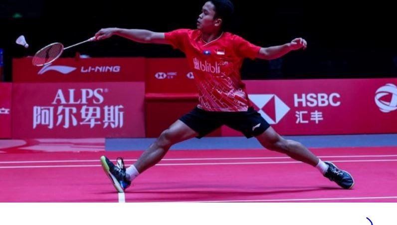 Photo of Kalah di Laga Perdana, Anthony Ginting Salahkan Angin