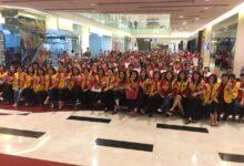 Photo of Lions Club Surabaya Shining Menabur Berkat untuk Hari Esok Lebih Baik pada 300 Orang