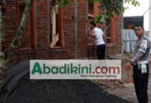 Photo of Bripka Andi AmranMenyumbangkan Bahan Material Untuk Pembangunan Mushola