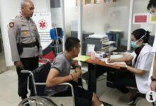 Photo of Polisi Ditikam di Daan Mogot Saat Lerai Tawuran