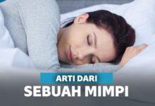 Photo of 100 Arti Mimpi, Ramalan Makna Tafsir Primbon Mimpi Terjitu