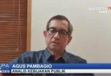 Photo of Orang Indonesia Susah Diimbau, Ini Kata Pengamat Kebijakan Publik Soal PSBB