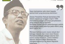 Photo of 70 Tahun Mosi Integral Natsir, Mengenal Sosok Bapak NKRI