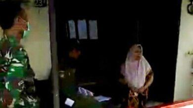 Photo of Viral, Emak-emak Pemudik dari Jakarta Ngomel Dijadikan Status ODP Tiba di Solo