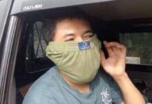 Photo of Mengeluh Tak Mampu Beli Masker, Sopir Ini Sungguh Kreatif