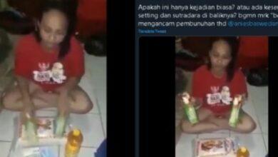 Photo of Dapat Sembako dari Gubernur Anies, Wanita Ini Mengeluh Kesah Pertanyakan Tak Ada Daging dan Amplop