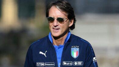 Photo of Mancini Harapkan Sepak Bola Bisa Pulihkan Semangat Warga Italia