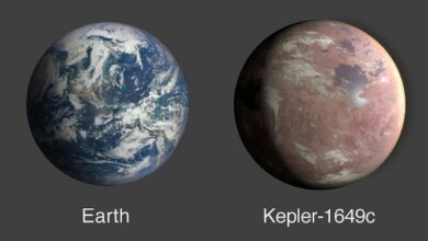 Photo of NASA Temukan Planet Mirip Bumi, Ukuran dan Suhunya Serupa!