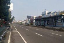 Photo of Bak Kota Mati, Berikut Suasana Jakarta Pagi Ini Dibawah Pengaruh PSBB