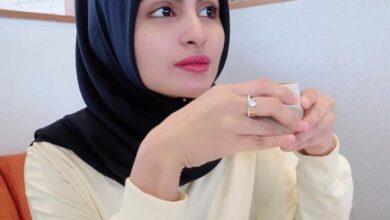 Photo of Unggah Foto Lepas Hijab, Asha Shara Digemari Netizen