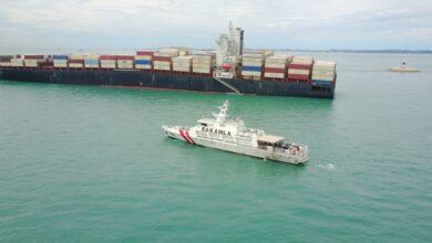 Photo of Bantu Kapal Tanker Berbendera Iran Kandas, Bakamla RI Terjunkan KN Belut Laut-496