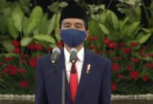 "Photo of Presiden Jokowi ""Melawan"""