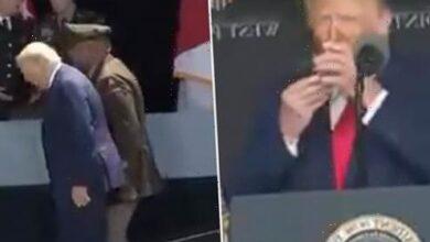 Photo of Diisukan Sakit Saat Pidato Wisuda West Point, Begini Bantahan Donald Trump